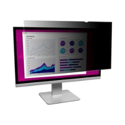 "3M High Clarity Privacy Filter for 23.8"" Widescreen Monitor - display priva"