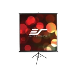 "Elite Tripod Series T113UWS1 - projection screen with tripod - 113"" (287 cm"