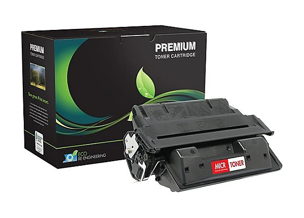 MSE - High Yield - black - compatible - remanufactured - toner cartridge (a