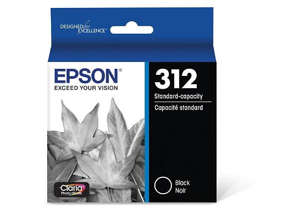 Epson T312 - black - original - ink cartridge