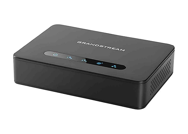 Grandstream HT812 - VoIP phone adapter