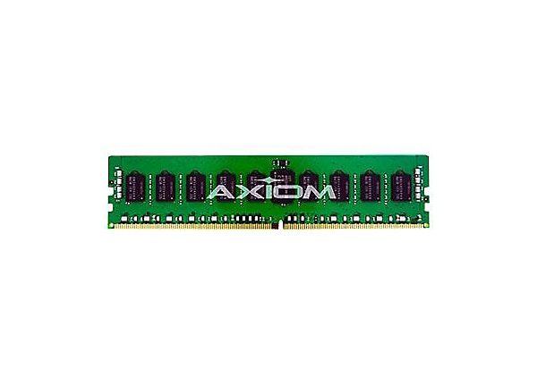 Axiom - DDR4 - module - 16 GB - DIMM 288-pin - 2400 MHz / PC4-19200 - regis