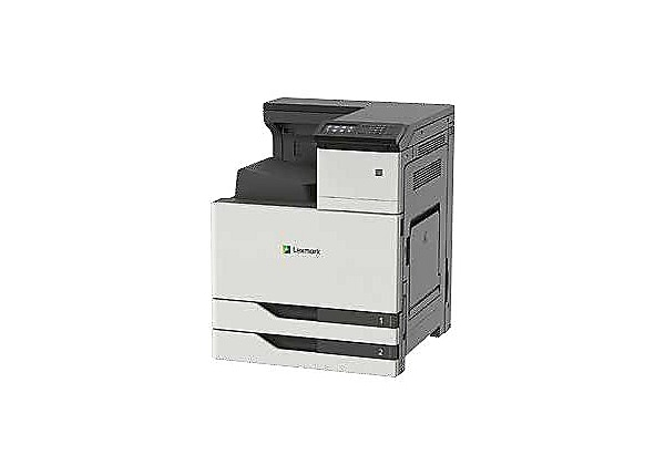 Lexmark CS923DE - printer - color - laser