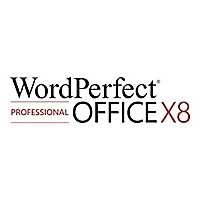 WordPerfect Office X8 Professional Edition - license