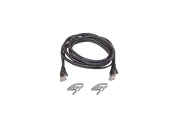 Belkin 35' CAT6 or CAT 6 Gigabit Snagless RJ45 Patch Cable  Black
