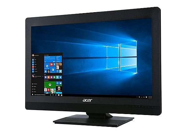 Acer Veriton Z4640G - all-in-one -Core i3 7100 3.9GHz-4GB - 1TB