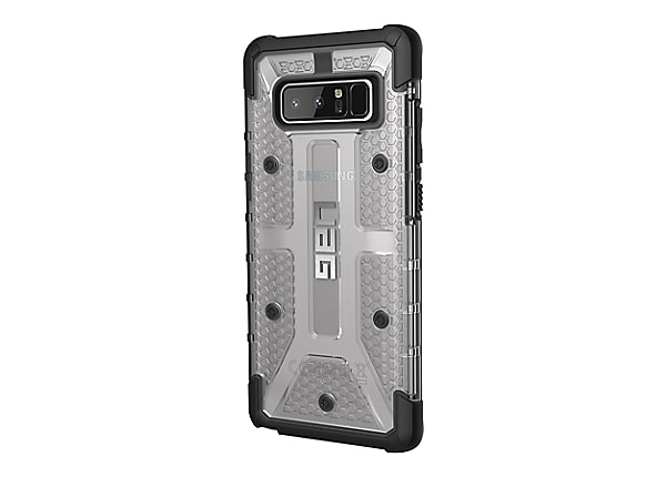 UAG Plasma Series Rugged Case for Samsung Galaxy Note 8 - back cover for ce