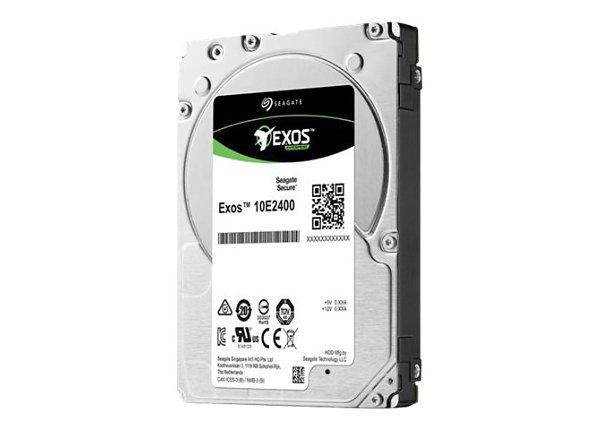 Seagate Exos 10E2400 ST2400MM0129 - hybrid hard drive - 2.4 TB - SAS 12Gb/s