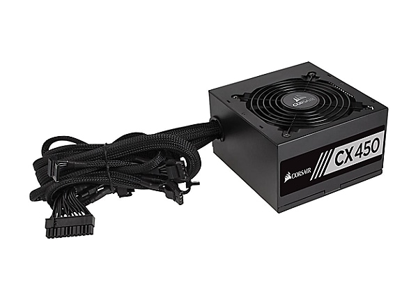 CORSAIR CX Series CX450 - power supply - 450 Watt