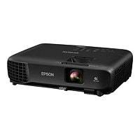 Epson PowerLite 1266 - 3LCD projector - portable - 802.11n wireless