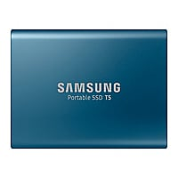 Samsung Portable SSD T5 MU-PA500 - solid state drive - 500 GB - USB 3.1 Gen