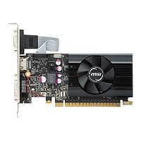 MSI GT 710 2GD5 LP graphics card - GF GT 710 - 2 GB