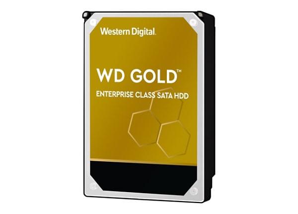 WD Gold Enterprise-Class Hard Drive WD121KRYZ - hard drive - 12 TB - SATA 6
