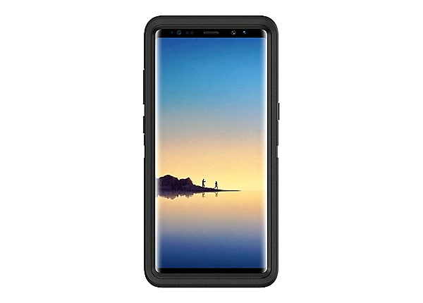 OtterBox Symmetry Series Case for Samsung Galaxy Note8 Black Pro Pack