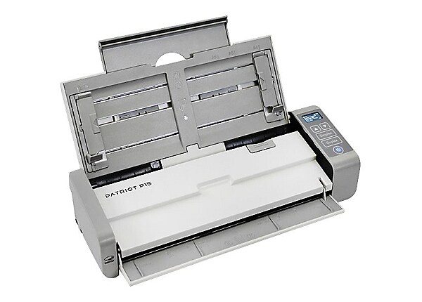 Visioneer Patriot P15 - document scanner - desktop - USB 2.0