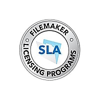 FileMaker (v. 16) - license + 1 Year Maintenance - 1 seat