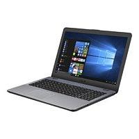 """ASUS VivoBook F542UA DH71 - 15.6"""" - Core i7 7500U - 8 GB RAM - 256 GB SSD"""