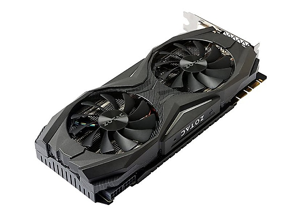 ZOTAC GeForce GTX 1080 - AMP! Edition - graphics card - GF GTX 1080 - 8 GB