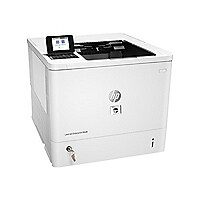 TROY Security Printer M608n with One (1) Locking Tray - printer - monochrom