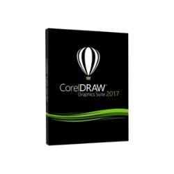 CorelDRAW Graphics Suite 2017 - box pack - 1 user