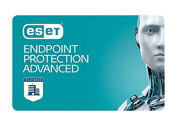 ESET Endpoint Protection Advanced - subscription license enlargement (2 yea