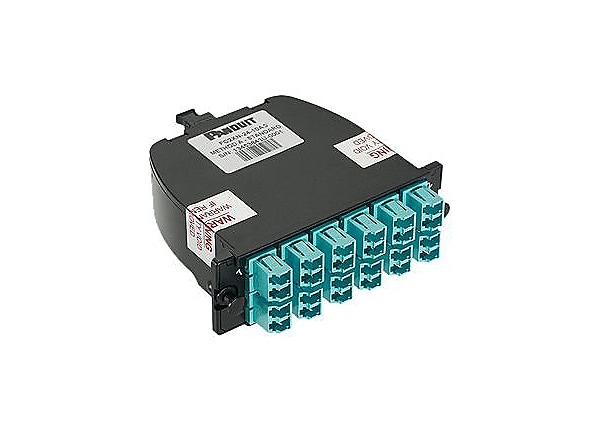 Panduit QuickNet MTP Fiber Optic Cassettes - pre-terminated fiber optic cas