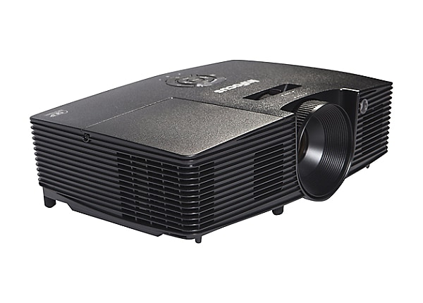 InFocus IN112xv - DLP projector - portable - 3D