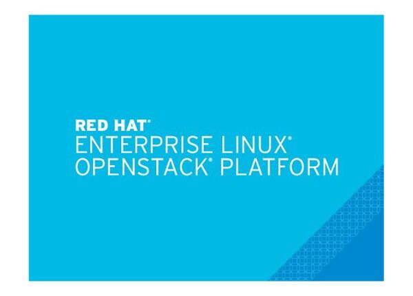 Red Hat Enterprise Linux OpenStack Platform - premium subscription