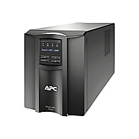 APC Smart-UPS 1000VA EcoStruxure Ready Sinewave Tower, LCD, 120V