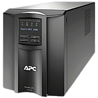 APC Smart-UPS 1500VA EcoStruxure Ready Sinewave Tower LCD, 120V