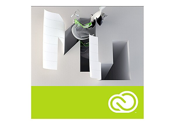 Adobe Muse CC - Team Licensing Subscription New (monthly) - 1 user