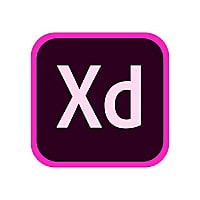 Adobe XD CC for Teams - Team Licensing Subscription New (monthly) - 1 user