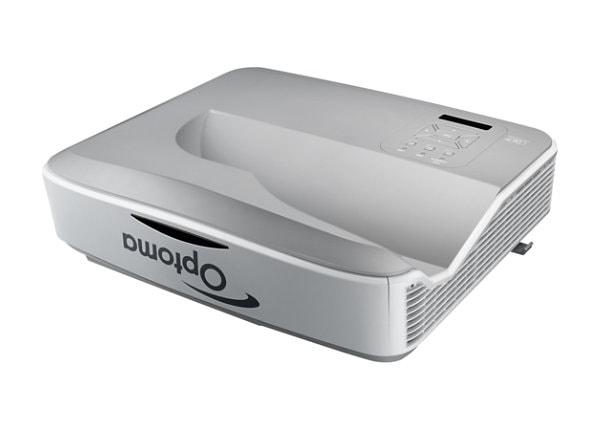 Optoma ZW300UST - DLP projector - ultra short-throw - 3D