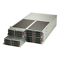 Supermicro SuperServer F629P3-RC0B - rack-mountable - no CPU - 0 GB - 0 GB