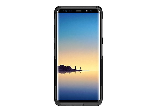 OtterBox Samsung Galaxy Note 8 Black Pro Pack Commuter Series Case