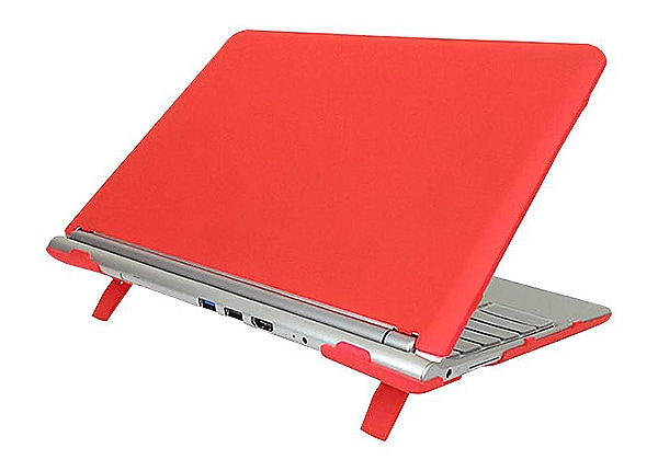 Max Cases Snap Shell - notebook top and rear cover
