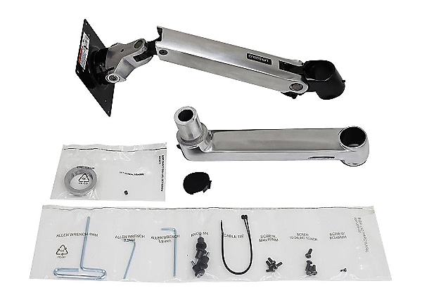 Ergotron LX Arm, Extension and Collar Kit - mounting component