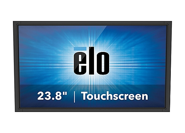 "Elo 2494L - 90-Series - LED monitor - Full HD (1080p) - 23.8"""