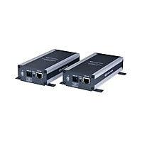 Crestron CEN-C-F Ethernet over Fiber Extender - network extender - 10Mb LAN