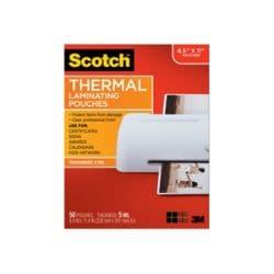 Scotch - 50-pack - 226 x 292 mm - lamination pouches