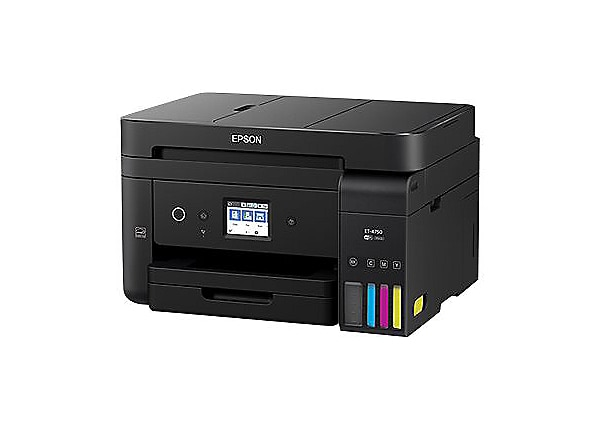 Epson WorkForce ET-4750 EcoTank All-in-One - multifunction printer - color