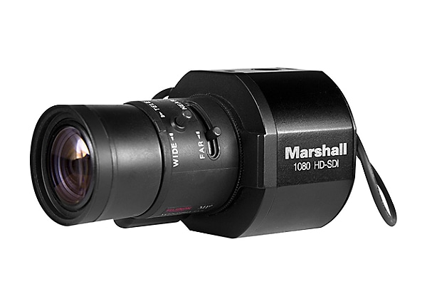 Marshall 2.5MP FHD Camera with AUDIO+HDMI