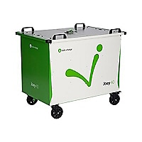 LocknCharge Joey 40 Cart with Large Baskets - cart