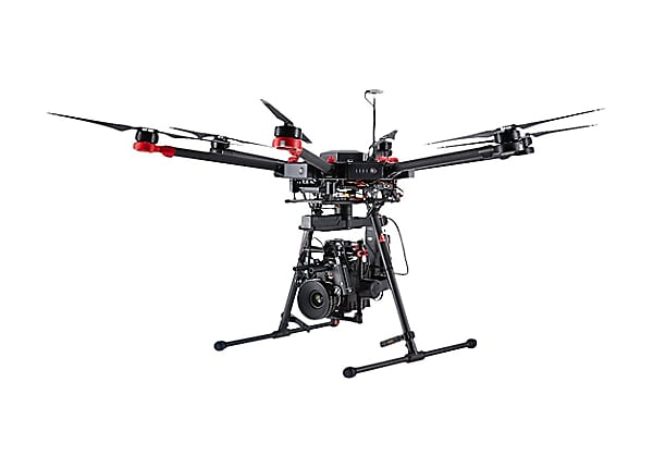 DJI Matrice 600 - hexacopter