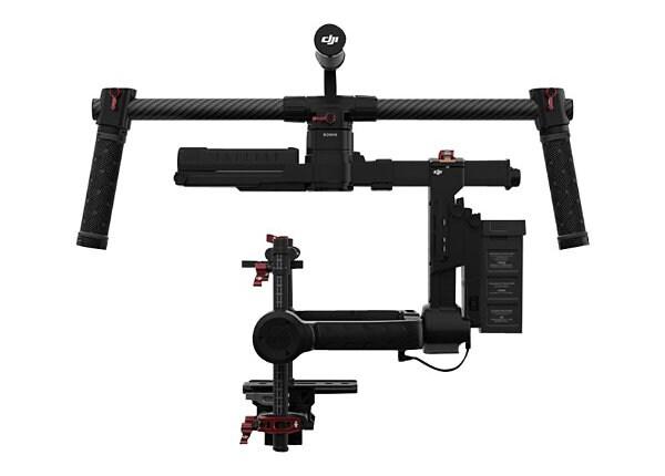 DJI Ronin MX support system - handheld stabilizer