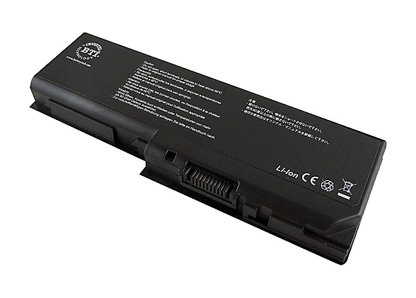 BTI - notebook battery - Li-Ion - 4400 mAh