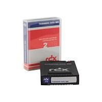 Tandberg RDX WORM - RDX x 1 - 2 TB - storage media