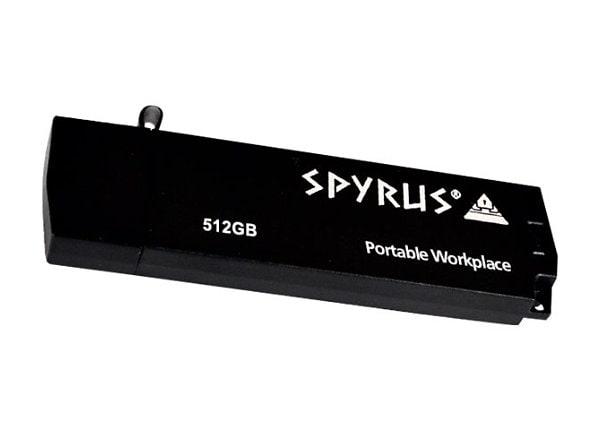 SPYRUS Secure Portable Workplace - USB flash drive - Windows To Go certifie