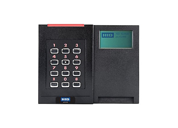 HID pivCLASS RPKCL40-P - RF proximity reader / SMART card reader - RS-485