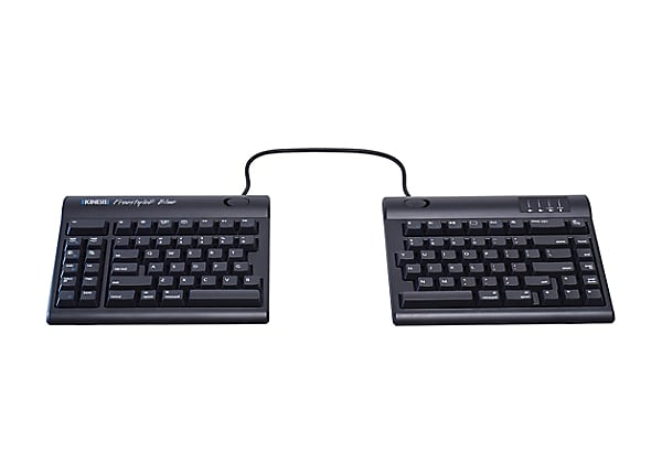Kinesis Freestyle2 Blue Multichannel for Mac - keyboard